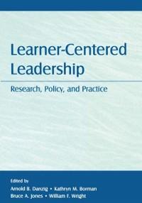 Cover Learner-Centered Leadership