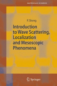 Cover Introduction to Wave Scattering, Localization and Mesoscopic Phenomena