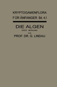 Cover Die Algen