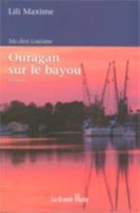 Cover Ouragan sur le bayou1