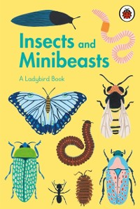 Cover Ladybird Book: Insects and Minibeasts