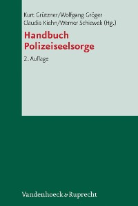 Cover Handbuch Polizeiseelsorge