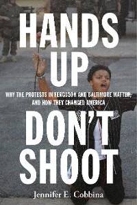 Cover Hands Up, Don't Shoot