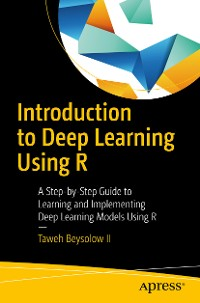 Cover Introduction to Deep Learning Using R