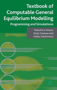 Cover Textbook of Computable General Equilibrium Modeling