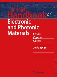 Cover Springer Handbook of Electronic and Photonic Materials