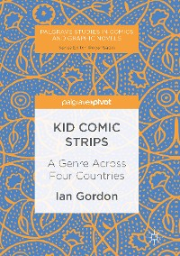 Cover Kid Comic Strips