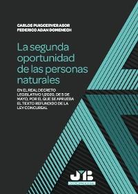 Cover La segunda oportunidad de las personas naturales