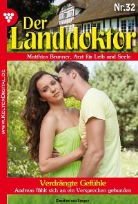 Cover Der Landdoktor 32 – Arztroman