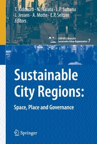 Cover Sustainable City Regions:
