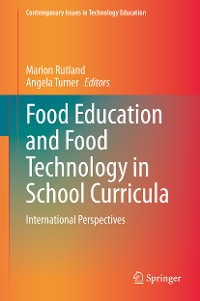 Cover Food Education and Food Technology in School Curricula