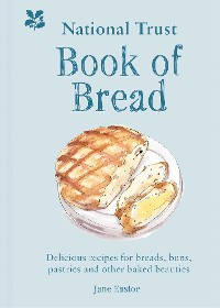 Cover National Trust Book of Bread