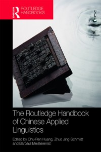 Cover Routledge Handbook of Chinese Applied Linguistics