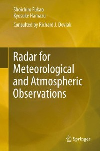 Cover Radar for Meteorological and Atmospheric Observations