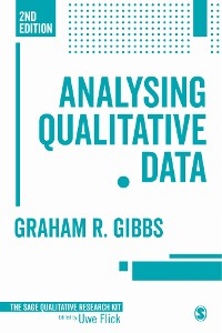 Cover Analyzing Qualitative Data