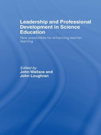 Cover Leadership and Professional Development in Science Education