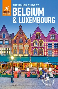 Cover The Rough Guide to Belgium and Luxembourg (Travel Guide eBook)