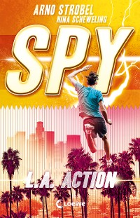 Cover SPY (Band 4) - L.A. Action