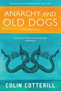 Cover Anarchy and Old Dogs