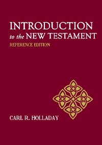 Cover Introduction to the New Testament