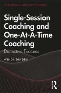 Cover Single-Session Coaching and One-At-A-Time Coaching