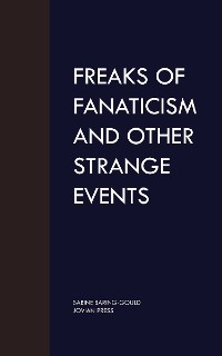 Cover Freaks of Fanaticism and Other Strange Events