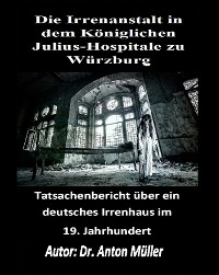 Cover Die Irrenanstalt in dem Königlichen Julius-Hospitale zu Würzburg