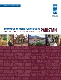Cover Assessment of Development Results - Pakistan