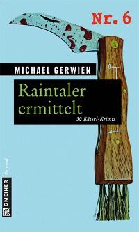 Cover Raintaler ermittelt
