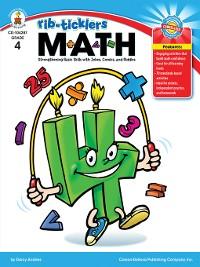 Cover Rib-Ticklers Math