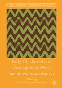 Cover Early Childhood and Development Work