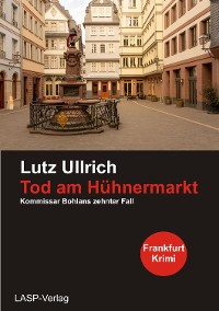 Cover Tod am Hühnermarkt