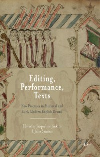 Cover Editing, Performance, Texts