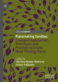 Cover Placemaking Sandbox