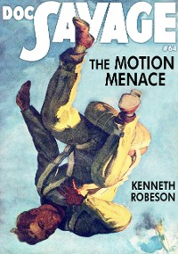 Cover The Motion Menace