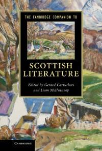 Cover Cambridge Companion to Scottish Literature