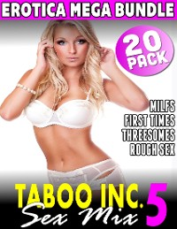 Cover Taboo Inc. Sex Mix 5 : 20 Pack Erotica Bundle