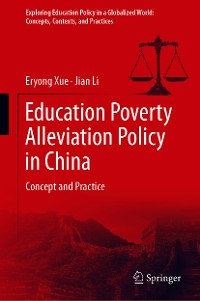 Cover Education Poverty Alleviation Policy in China