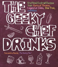 Cover The Geeky Chef Drinks