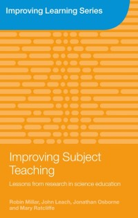 Cover Improving Subject Teaching