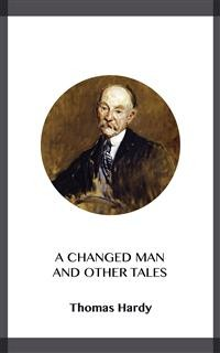 Cover A Changed Man and Other Tales