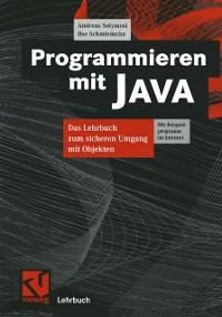 Cover Programmieren mit JAVA