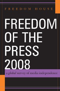 Cover Freedom of the Press 2008