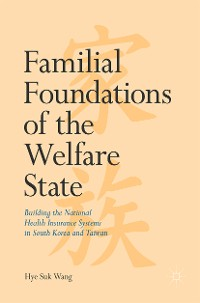 Cover Familial Foundations of the Welfare State