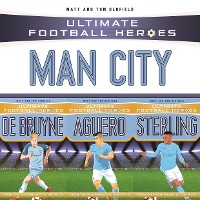 Cover Ultimate Football Heroes Collection: Manchester City