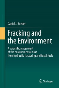 Cover Fracking and the Environment