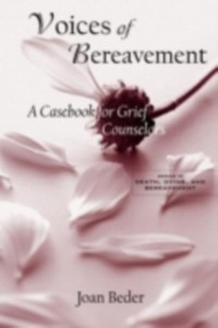 Cover Voices of Bereavement