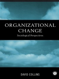 Cover Organisational Change