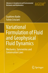 Cover Variational Formulation of Fluid and Geophysical Fluid Dynamics