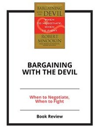 Cover Bargaining with the Devil
